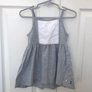 nautica baby girl dress